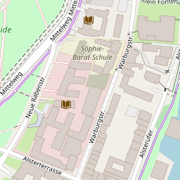 Hamburg Karte Sehenswurdigkeiten.Stadtplan Von Hamburg Kultur Einrichtungen Und